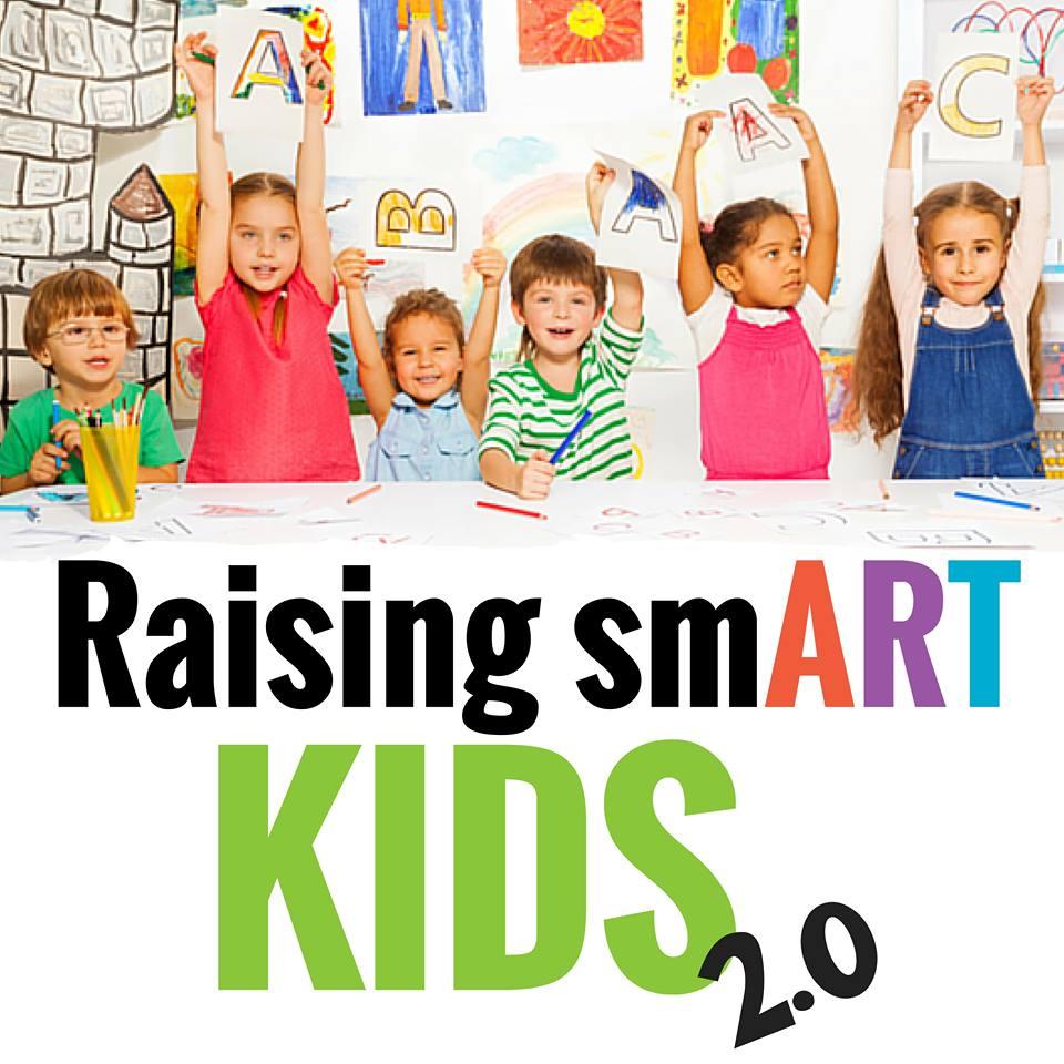 Raising smART Kids 2.0 Podcast with Yong Pratt