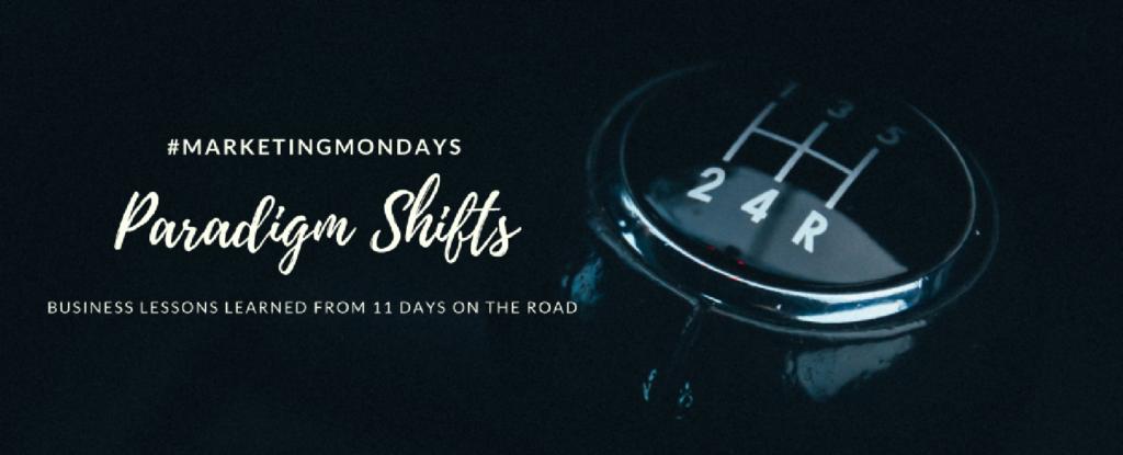 Paradigm Shifts - Yong Pratt