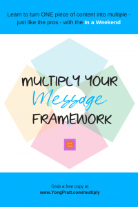 Multiply Your Message with Yong Pratt