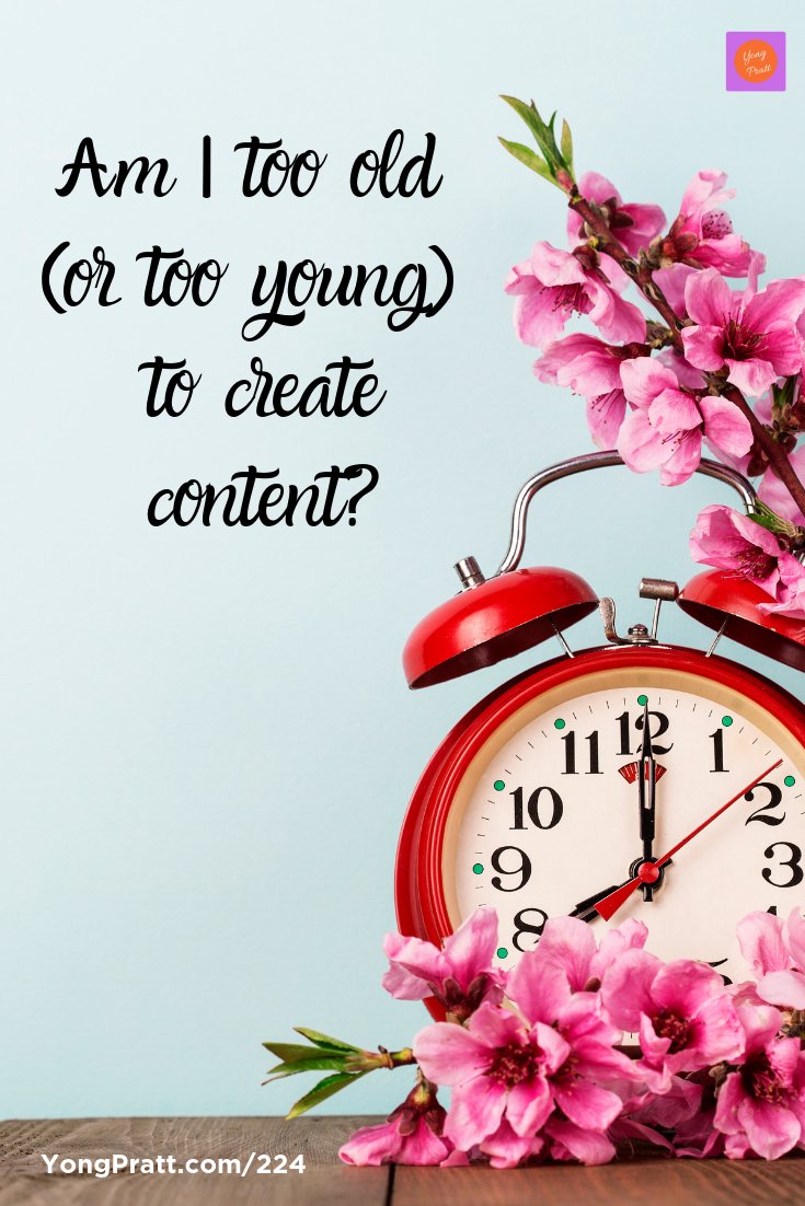 Think you\'re too old (or young) to create content for your business. Content creation isn\'t just for adults. Kids are creators, too, and become the greatest asset inside your business when empowered and equipped with real-world skills.