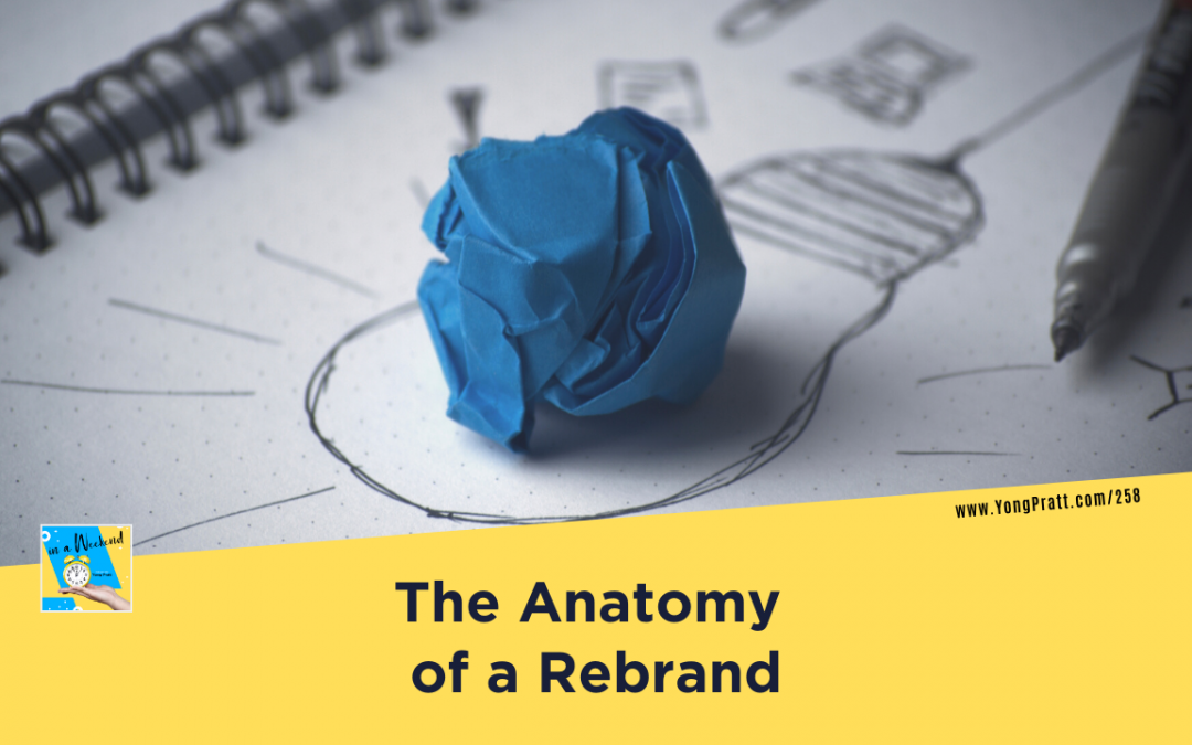 Anatomy of a Rebrand