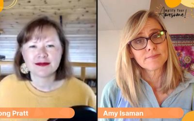 Day #3 of the Creativity & Resiliency Summit featuring Amy Isaman
