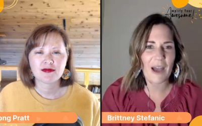 Day #3 of the Creativity & Resiliency Summit featuring Britteny Stefanic